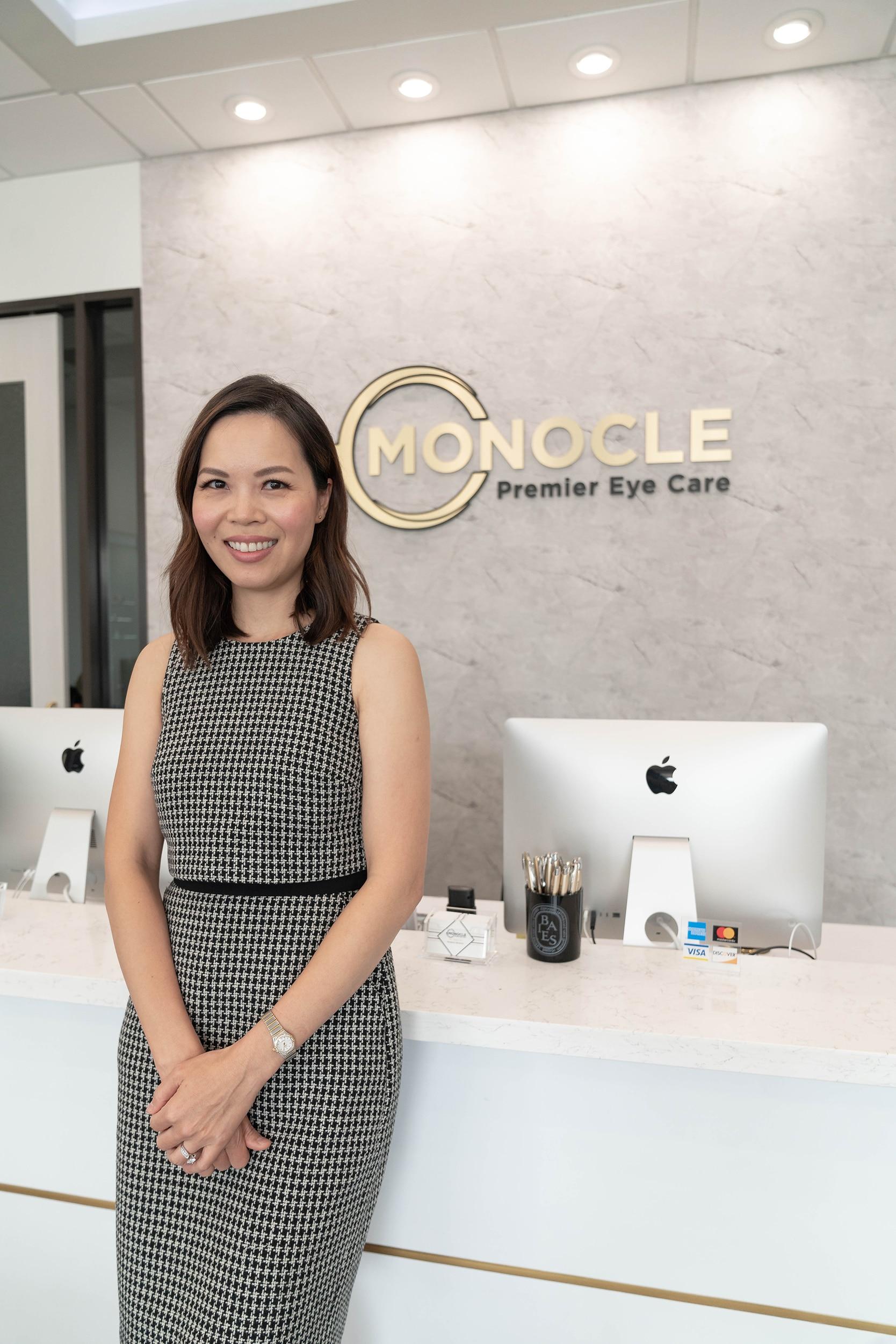 Dr. Vicky Vu, OD